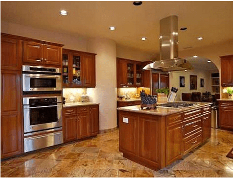 Midwest kitchen remodeling work gallery kitchen gallery for Kitchen renovation styles